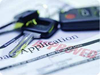 Truck Financing Application