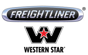 Freightliner and Western Star Logo Stacked